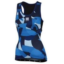 Sportful Primavera Top Blue 1101774-433