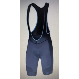 Sportful Salopette Passo Bibshort Anthracite/Tradewinds