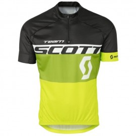SCOTT Maglia RC Team Sulphur Yellow/Green