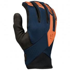 Scott Glove Enduro LF Blue/Mandarine Orange Scott 264750