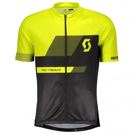 Scott Maglia RC Team 10 s/sl Black/Sulphur Yellow Scott 264830-Yellow