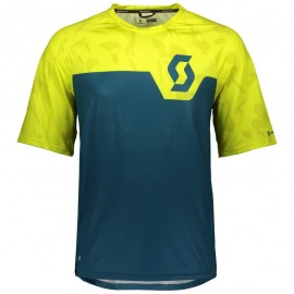 Scott Maglia Trail 20 s/sl Sulphur Yellow/Lunar Blue Scott 264847-yellow-blue