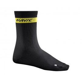 Mavic Cosmic High Sock Black