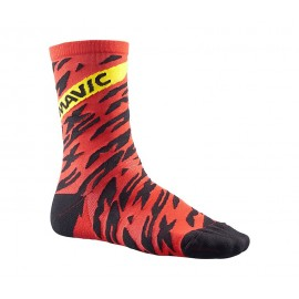 Mavic Deemax Pro Sock Red