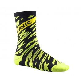 Mavic Deemax Pro Sock Yellow