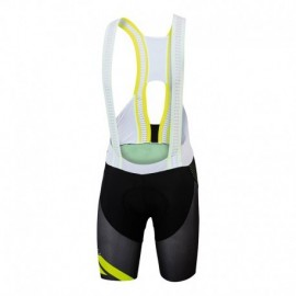 Sportful R & D Cima Bibshort Black/Yellow