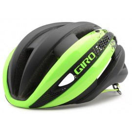 GIRO Casco Synthe Hi Yellow Matte Black