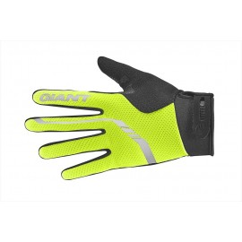 GIANT Guanti invernali Illume Chill Yellow Fluo Giant 83000084