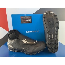 SHIMANO Scarpe MTB Invernali MW5 Black