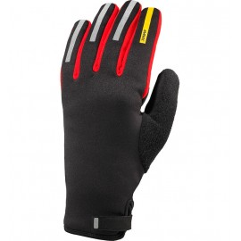 MAVIC Guanto invernale Aksyum Thermo Black/Red Mavic 398221