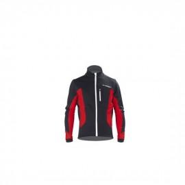 GIST Giubbino Invernale Nero/Rosso Gist 5408-1405_red