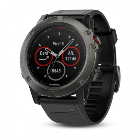 GARMIN Fenix 5X Sapphire Edition 51mm Black Garmin 010-01733-01