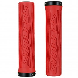SYNCROS Grips Pro Lock-On Rally Red Syncros 250574-5849222