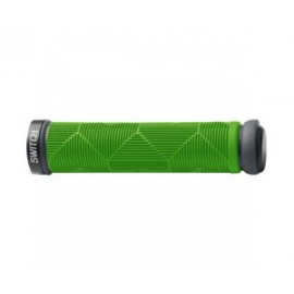 SWITCH manopole Kaleido Lock-on Verde