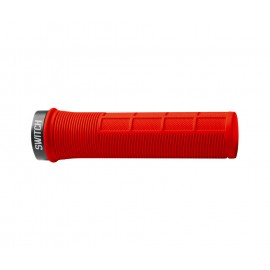 GIST manopole supergrip rosso Gist 2334-1711