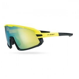 GIST Occhiale Next nero/giallo fluo