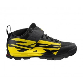 MAVIC Scarpa Deemax Pro Yellow/Black Mavic 391343