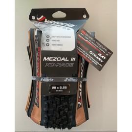 VITTORIA Mezcal III XC-Race 29x2.25 Grafene 2.0 Transparent/Black