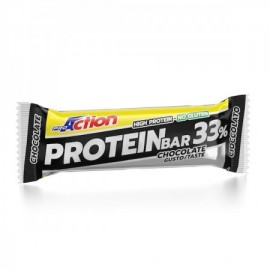 ProAction Protein Bar 33% Gusto Cioccolato