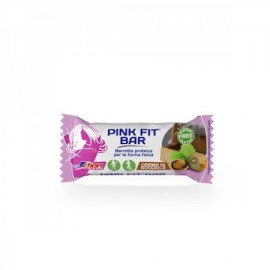 ProAction Pink Fit Bar Gusto Crema Nocciola