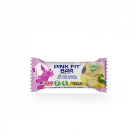 ProAction Pink Fit Bar Gusto Limone