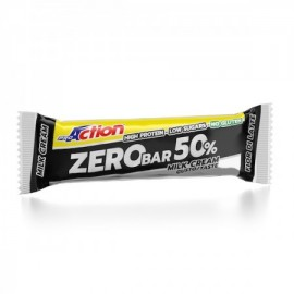 ProAction Zero Bar 50% Gusto Milk Cream