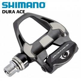 SHIMANO Pedale Dura-Ace R9100 SPD-SL Con Tacchette SM-SH12