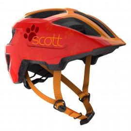 SCOTT Casco Spunto Kid Red/Orange