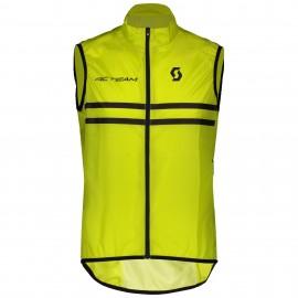 SCOTT Gilet Antivento RC Team WB Sulphur Yellow