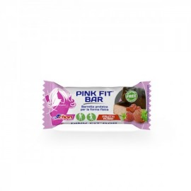 ProAction Pink Fit Bar Gusto Frutti Rossi