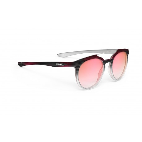 RUDY PROJECT Astroloop Black Coral Gloss Multilaser Pink Rudy Project SP404734-0000