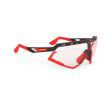 RUDY PROJECT Defender Black Matte ImpactX Photocromic 2 Red Rudy Project SP527406-0001