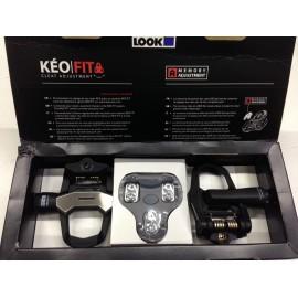 LOOK KEO 2 MAX BLACK Pedale Strada Look SKU-1790
