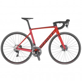 SCOTT Addict RC 10 2020 Red