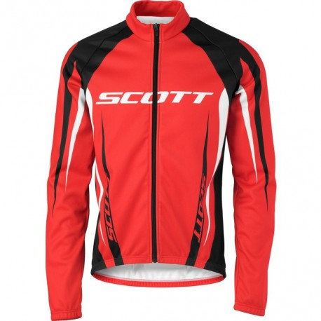 SCOTT Jacket AS Authentic Red Scott 220717